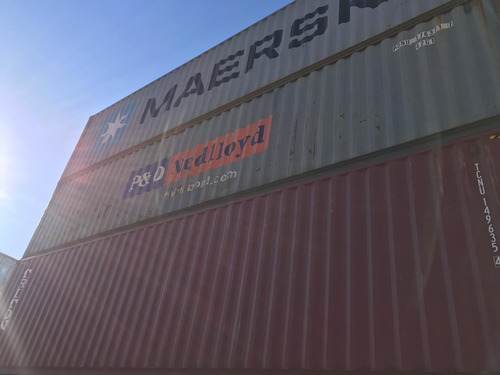 Contenedores Marítimos Containers 20'dv Formosa Capital