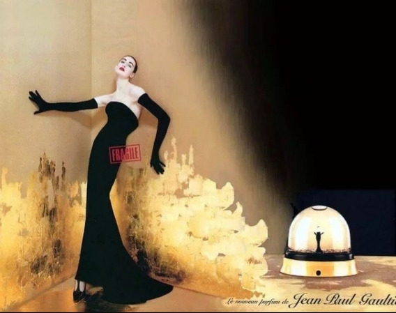 Perfume Fragile Jean Paul Gaultier