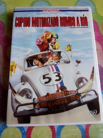 Dvd Cupido Motorizado Rumbo A Río Vincent Mceveety