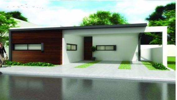 Hermosa Casa Nueva De Un Nivel,excelente Ubicación,fracc Privado.