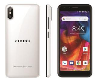 Celular Aiwa Awm501 5 ,8mpx,5mpx,16gb,1gb,qc1.3,os,os8