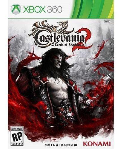 Castlevania Lords Of Shadow 2 (mídia Física) Xbox 360 (novo)