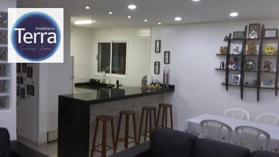 Casa Residencial À Venda, Portal Da Granja, Granja Viana. - Ca1061