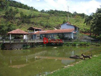 Sítio Rural À Venda, Taquari, São José Dos Campos - Si0007. - Si0007