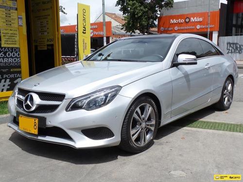 Mercedes Benz Clasee E250 2.o Turbo At