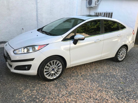 Ford Fiesta Kinetic Design 1.6 Sedan Titanium Power - Liv