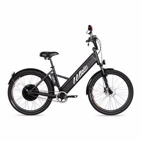 Bicicleta Elétrica Motorizada Woie Golden 48v 350w - P/fosco