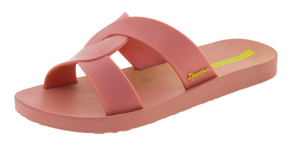 Chinelo Feminino Feel Ipanema - 26370 Rosa