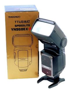 Flash Yongnuo Yn968 Ex-rt Canon* Master + Difusor De Regalo!