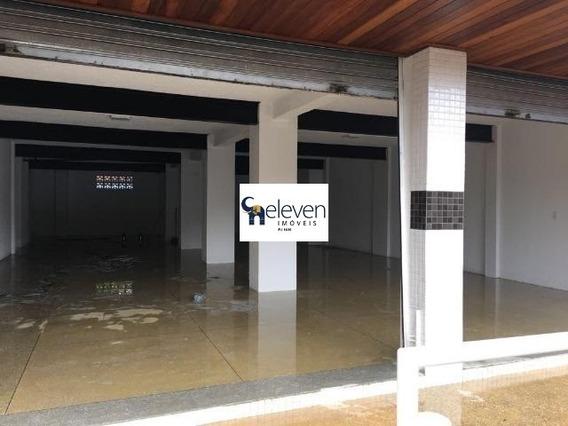 Ponto Comercial Para Venda Em São Cristovão, Salvador Com 290 M². - Pt00023 - 33189137