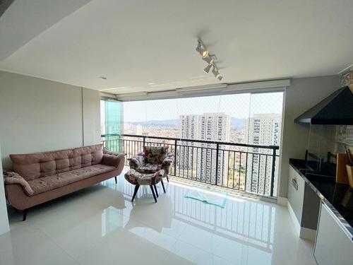 Apartamento Parque Ventura 83m² 3 Dormitórios 2 Vagas 655mil