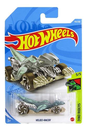 Carrinho Hot Wheels À Escolha - Edição Dino Riders - Mattel