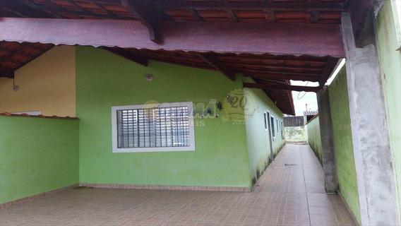 Casa Com 2 Dorms, Balneário Flórida Mirim, Mongaguá - R$ 260 Mil, Cod: 7029 - V7029