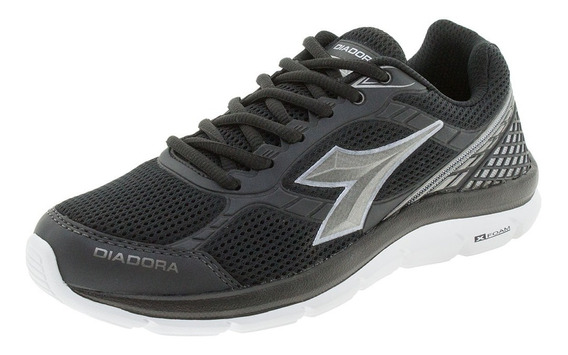 Tênis Strong Diadora - 125606 Preto
