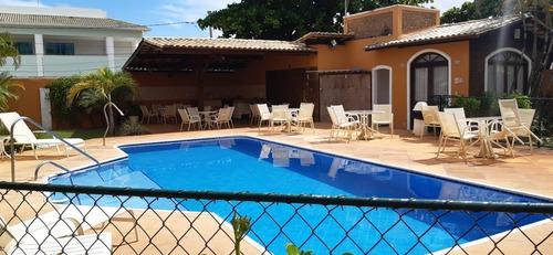 Casa Em Condomínio Para Venda Em Lauro De Freitas, Vilas Do Atlântico, 3 Dormitórios, 1 Suíte, 3 Banheiros, 2 Vagas - Vs483_2-993031