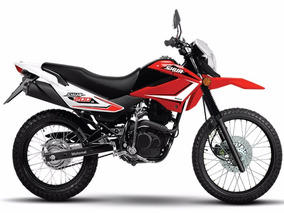 Motomel Skua 200 0km Cross Unomotos Año 2016
