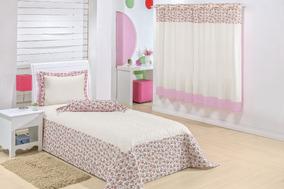 5702362862 Lojas Pernambucanas Cortinas Infantil Queen Size - Roupa de Cama no ...