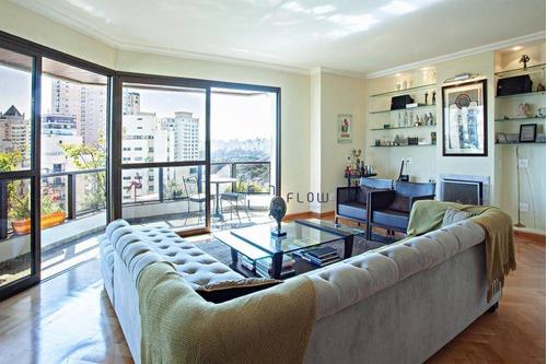 Apartamento 4 Suítes, 4 Vagas - Moema - Ap10456