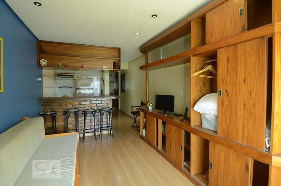 Apartamento Para Aluguel - Cidade Baixa, 1 Quarto, 40 - 893020651