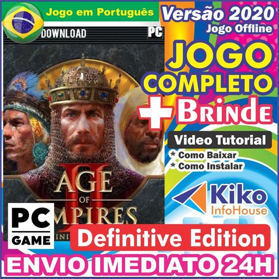 Age Of Empires 2 Definitive Edition Pc Digital Br + Brinde