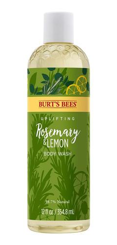 Gel De Baño Burts Bees Romero Y Limón 354.8ml