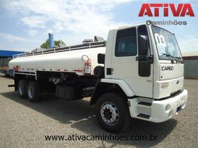 Ativa Caminhões - Ford Cargo 1722 6x2 2003/2003 Tanque