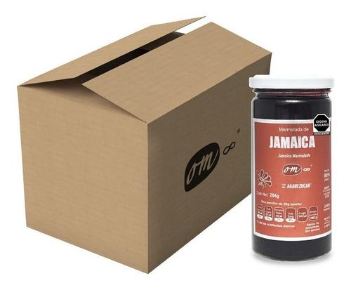 Caja De Mermelada De Jamaica Om8®