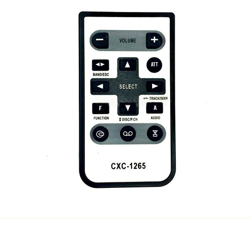 Control Remoto Universal Para Stereo Pioneer Audio