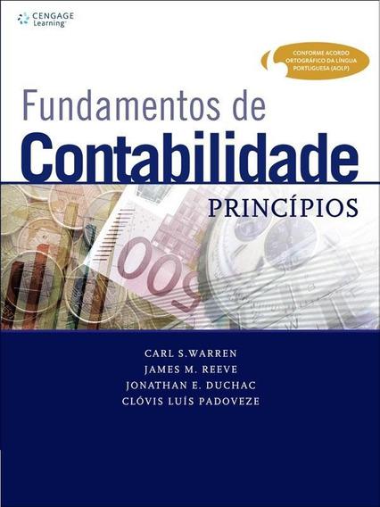 Fundamentos De Contabilidade - Principios