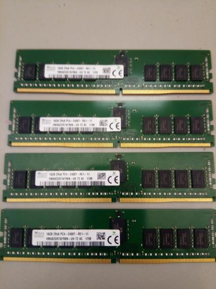 Memoria Servidor 16gb Ddr4 Pc4 2400t Re1 -11 Hynix