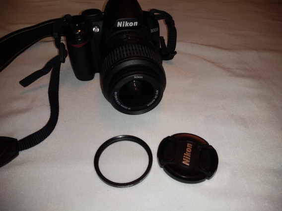Camêra Nikon D3000