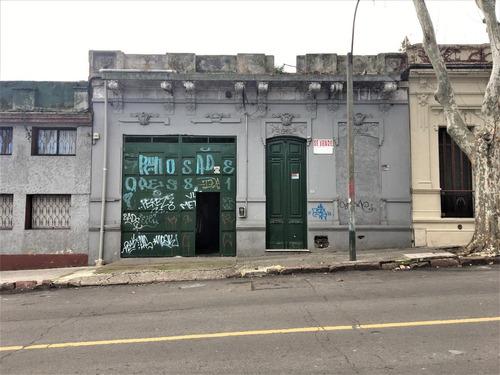 Venta Casa Parque Rodo Prox Rambla. Ideal Reciclaje Deposito