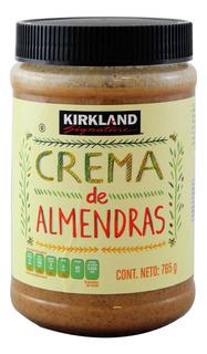 Crema De Almendras Kirkland Signature De 765 Gr