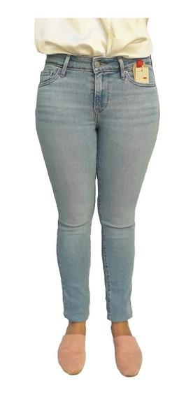 Pantalón Jean Levis 711 Skinny Dama Mujer