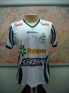 Camisa Futebol Luverdense Mt Kanxa Jogo Antiga 1598