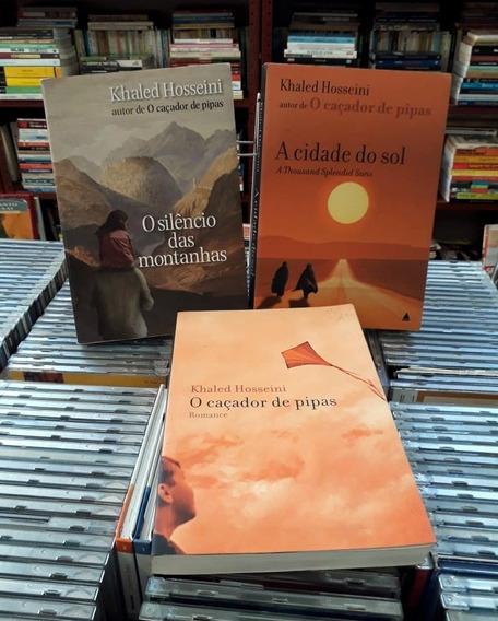 Khaled Hosseini - 3 Livros Diversos Títulos