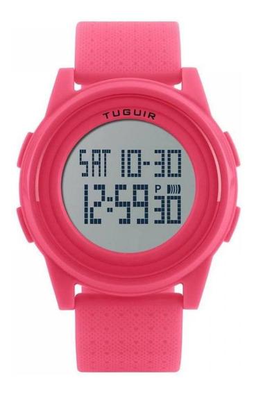 Relógio Feminino Tuguir Digital 1206 - Rosa
