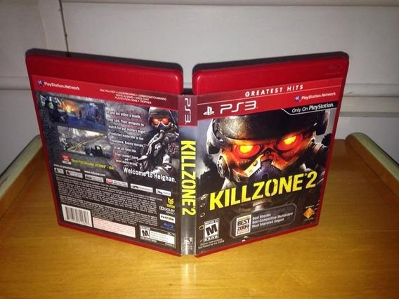 Killzone 2 Semi Novo Mídia Física Ps3 Playstation 3 R$69,98