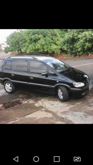 Chevrolet Zafira 2001 2.0 16v 5p