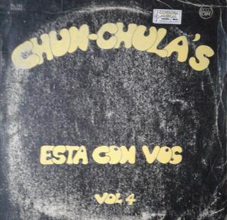Vinilo Chun Chulas ( Esta Con Vos ) Vol 4