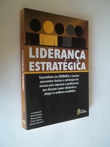 * Liderança Estratégica - Livro