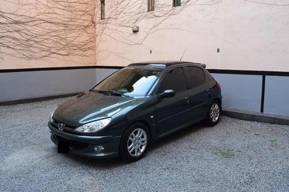 Peugeot 206 Xs Premium 1.6 16v Oportunidad