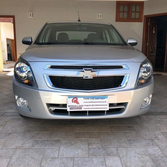 Chevrolet Cobalt 1.8 4p Ltz Econoflex Automático