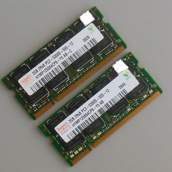 Memória Ddr2 4gb Original Acer Aspire 5630 5633