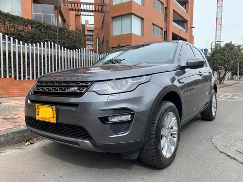 Land Rover Discovery Sport Se 2.0t At