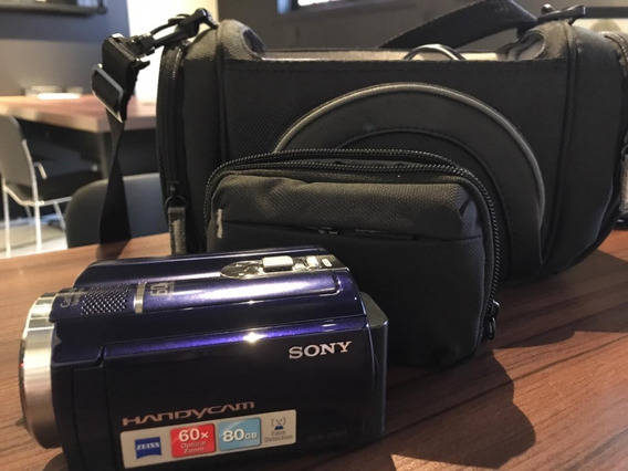 Filmadora Sony Dcr Sr68