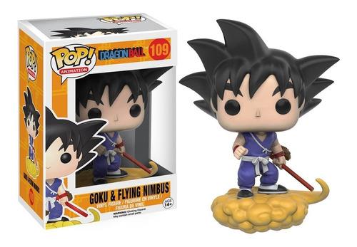 Funko Pop!  Goku Y Nimbus - Dragon Ball