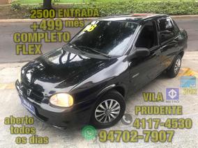 Chevrolet Corsa Classic 1.0 Life Flex Completo 3mil+499