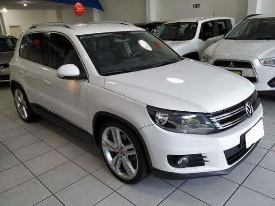 Volkswagen Tiguan 2.0 Fsi Gasolina 4wd 4p Aut. 2014 Branco