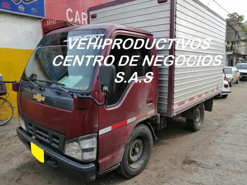 Camion Chevrolet Nhr 2008 F/seco